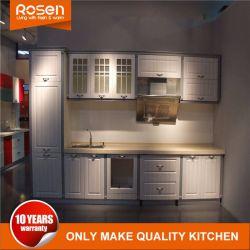Версия MDF УФ лак поставщика Китая кухонные шкафы