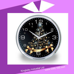 Promotion PC-007를 위한 휴일 Gift Wall Clock