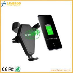 2-в-1 быстрое беспроводное зарядное устройство для автомобиля и дома
