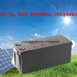 Pilas profundo PANELES SOLARES La energía eólica de la batería fuera de la red