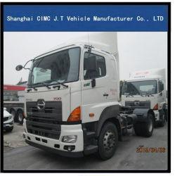 Hino camion tracteur, tracteur de remorquage, le véhicule de remorquage