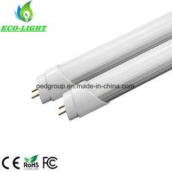 3 anni di garanzia 4 FT di 120cm del tubo di lampadina di alluminio dell'indicatore luminoso ed indicatore luminoso del tubo del PC 18W T8 LED