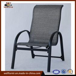 Jardim exterior exterior a linga de mobiliário de alumínio Cadeira de jantar (WFTX-18707C)