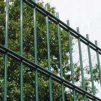 Le vendite della fabbrica 545/656 di spruzzo di polvere del PVC hanno ricoperto i doppi comitati galvanizzati tuffati caldi della rete fissa della rete metallica