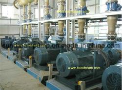 مجموعة مضخة مياه الطرد المركزي الطرفية للشفط
