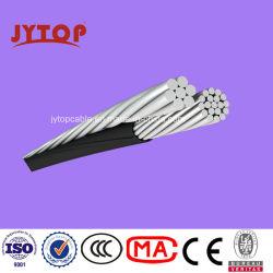 Serviço de alumínio Duplex Superior Drop & Ud Norma ASTM CABO ABC