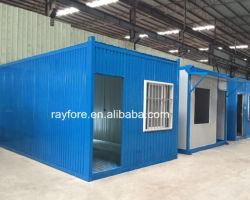 Contenitore facile di movimento del mare della Camera modulare economica del contenitore