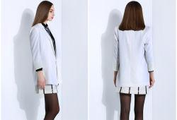 Venda por grosso Casual Moda Senhoras jaqueta de escritório
