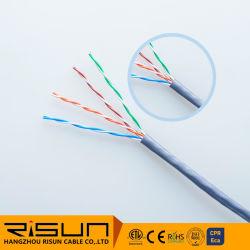 Cavi patch flessibili per cavi intrecciati in blocco Cat 5e Ethernet