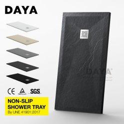 Daya Sanitair High Quality Standard Resin Shower Base op maat Douchebak