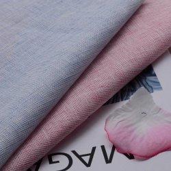 중국 공급자 부드럽고 편안한 폴리에스테르 면 염색 면 실 폴로 셔츠용 필 패브릭