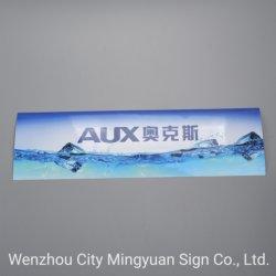 Wasserdichte Qualitäts-selbstklebender Vinylplastikaufkleber für Kühlraum