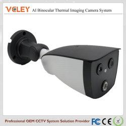 La température du corps comprimé de dépistage de la fièvre du système de mesure de température du scanner thermique Caméra de Surveillance contrôle d'accès