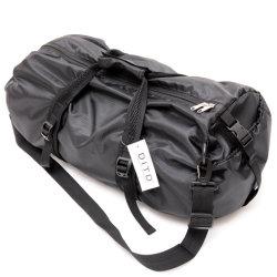 Resistente al agua de los hombres deporte equipaje Bolsa de viaje solo hombro de la mujer Ocio formación plegable Bolsa de gimnasia