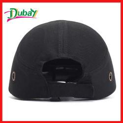 Workwear protettivo freddo di sicurezza della protezione dell'urto del fronte del casco di baseball di stile dello sfiato mezzo del cappello duro - colore rosso blu scuro