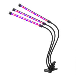 Lampe Horticole LED Dimmable 36W Timer-Schalter für LED wachsen Licht