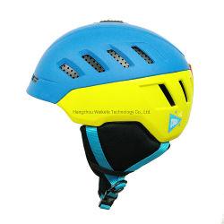 Новейшие поставщиком молодых и детей лыжный шлем для использования вне помещений спортивного оборудования снег шлем (VH-3)
