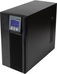 온라인 대화형 UPS 1kVA/2KVA/3kVA/6KVA/10kVA AC 100/110/120/127/220/230V 순수 사인 웨이브 전원 공급 장치 무정전 UPS