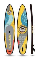 Super estable paddle board inflables Isup levantarse las tablas de surf Kayak Yoga para flotar