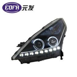 Фара в сборе объектив индикатор Auto контрольная лампа для автомобилей Nissan Teana 2012