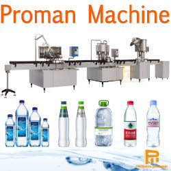 [ا] [تو] [ز] كاملة آليّة بلاستيكيّة زجاجة معدنة/صافية/[درينك وتر] [فولّ لين] مع صناعيّة [رو] [وتر ترتمنت سستم] يملأ يعبّئ إنتاج آلة