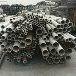 ASTM 312 TP 321 316L 310S 304 إبطي من الفولاذ المقاوم للصدأ الأنبوب