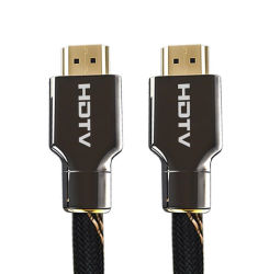 Outlets Cable HDMI 7680p de 2.1V 8K de ultra alta velocidad a 48 Gbps cable trenzado El cable de vídeo 0.5 -5 metros