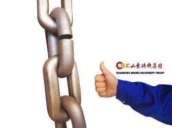 China Top-Qualität rund Stahl Kettenglied für Großhandel