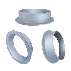 La norma ASTM Ss Las lsm solapada de acero inoxidable de montaje del tubo extremo corto