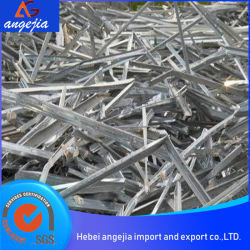 China chatarra de alambre de aleación de aluminio con alta calidad