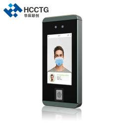 5 pulgadas de pantalla táctil de huella digital Linux, cerradura de puerta de reconocimiento facial (Sistemas de Control de acceso HKS-60)
