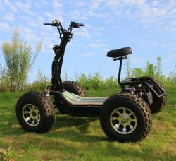 4WD Scooter Eléctrico 6000W ATV&Moto com marcação de Bicicletas eléctricas