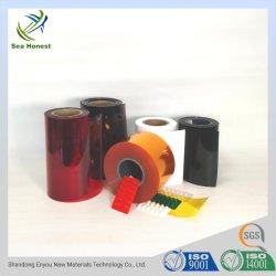 0,25-0,4mm cor rígida farmacêutica PVC PVC/PVDC PVC/película PE