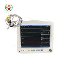 SY-C005c draagbare patiëntmonitor met meerdere parameters en aanraakscherm