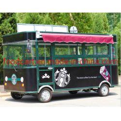 Для мобильных ПК улице питание погрузчика обеденный автомобильный прицеп продовольствия для Европы поставщиков Hotdog продовольственная корзина для кофе, круглые, Hot Dog