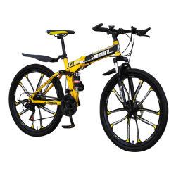 Llanta de aleación de aluminio /Acero alto en carbono/freno de disco/velocidad variable/bastidor duro/ajuste de recorrido Bicicletas para niños Bicicletas de montaña para ciclismo al aire libre en Venta