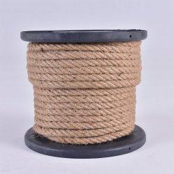 サンプル無料! 100% 天然の地価 / ジュート / Hemp ツイスト 1-60mm デコレーション / パッキング / 船舶用 / 船舶用ロープ(手頃な価格