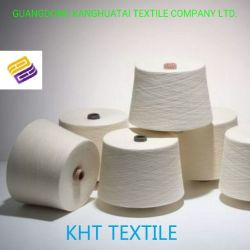 100% algodão orgânico e Bci Ne40S/1 de qualidade superior