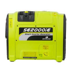 generatore portatile del motore di benzina della piccola benzina elettrica dell'invertitore 2kw