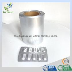 Foglio farmaceutico alluminio a forma di freddo alluminio Blister con Buona qualità