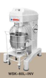 Pastel de equipos de panadería profesional mezclador planetario con el sistema Inverter
