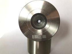 中国の専門に製造者0.1mm-0.2mmのダイヤモンドの銅線のデッサンのダイス/PCDのダイスの/PCDの引くことはアルミニウムのために停止する