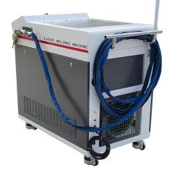 لوحة مصنوعة من الألومنيوم الصلب المقاوم للصدأ لوحة مركبة ماكينة لحام الليزر مع الأفضل السعر