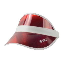 ほとんどの普及した日曜日バイザーの帽子によってカスタマイズされるスポーツのバイザーの連続したバイザー