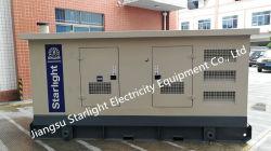 Van de Diesel van Daewoo van Doosan de Stille Producerende Reeks Elektrische centrale van de Generator 100kw Genset 125kVA