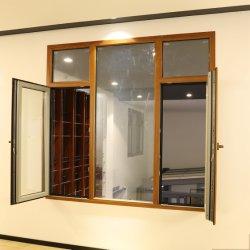 最もよい価格木の合成アルミニウムフレームデザインは天窓のWindowsを選抜する