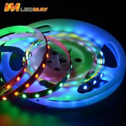 Barra chiara flessibile di magia LED di RGB 5050 del nastro dell'indicatore luminoso di natale del LED per illuminazione di bordo del ponticello