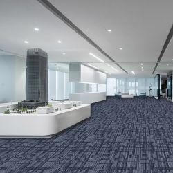 CF01-2NQ6W fabricante de China de poliéster de bucle de Multi Nivel comercial Tufted mosaico de alfombra modular