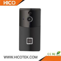 Wireless WiFi цифрового видео сигнала телефонного вызова селекторной связи срабатывания системы камеры аккумуляторной батареи