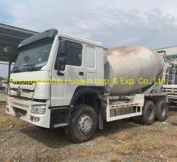 HOWO 4X2/6X4/8X4 4-16МУП перемешивание грузовик конкретные погрузчик заслонки смешения воздушных потоков